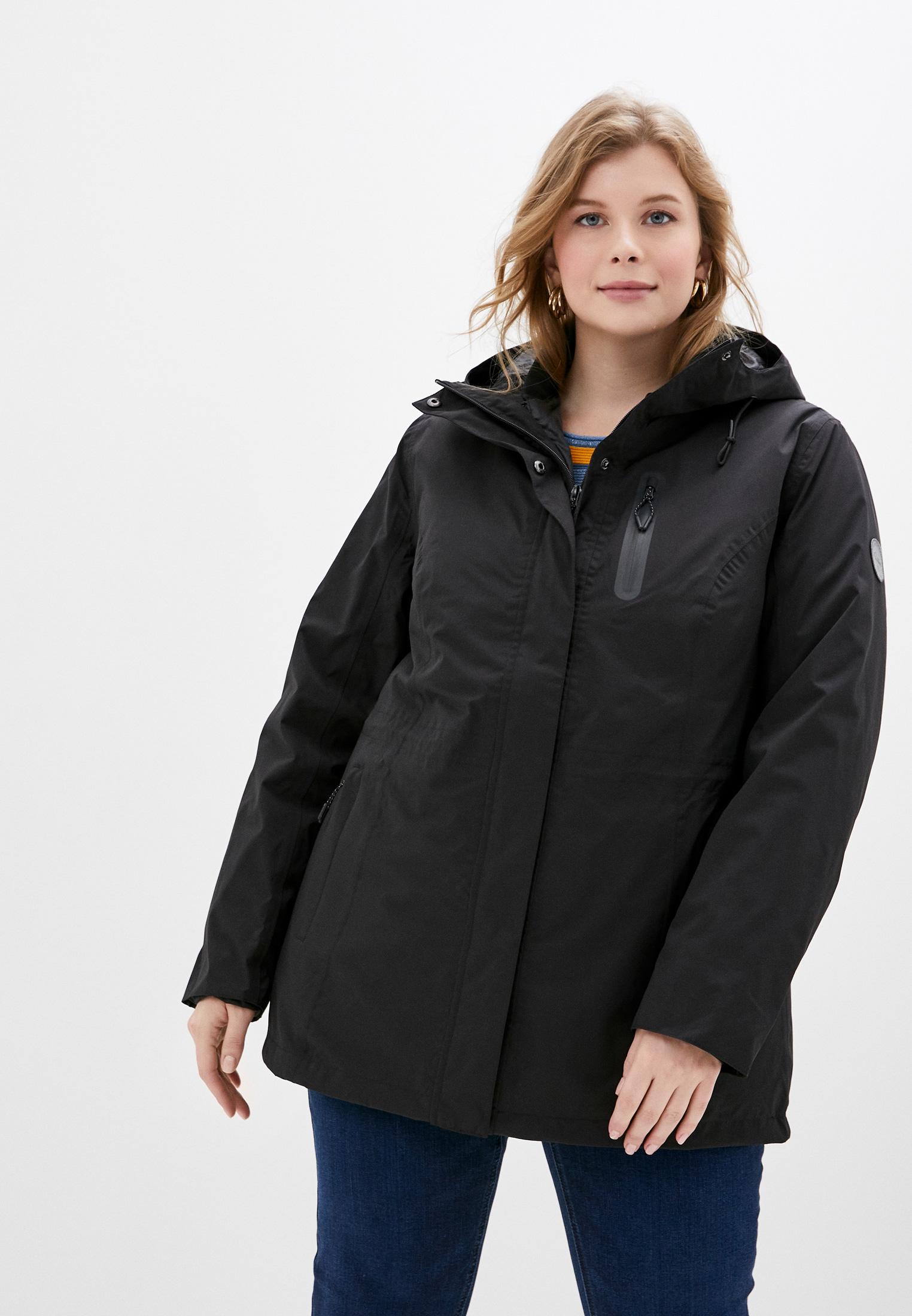 Утепленная куртка Ulla Popken (Улла Пупкин) 74906110