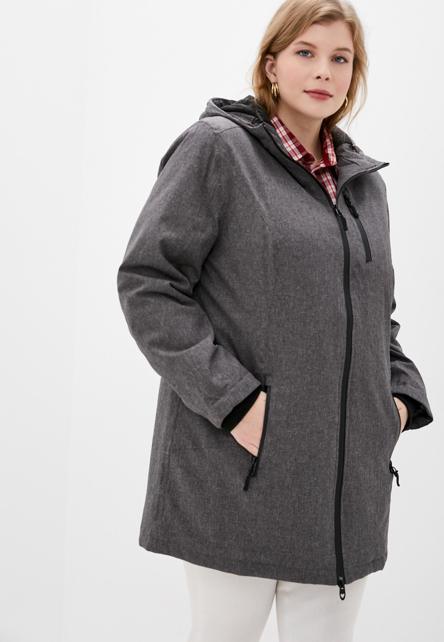 Утепленная куртка Ulla Popken (Улла Пупкин) 74906210