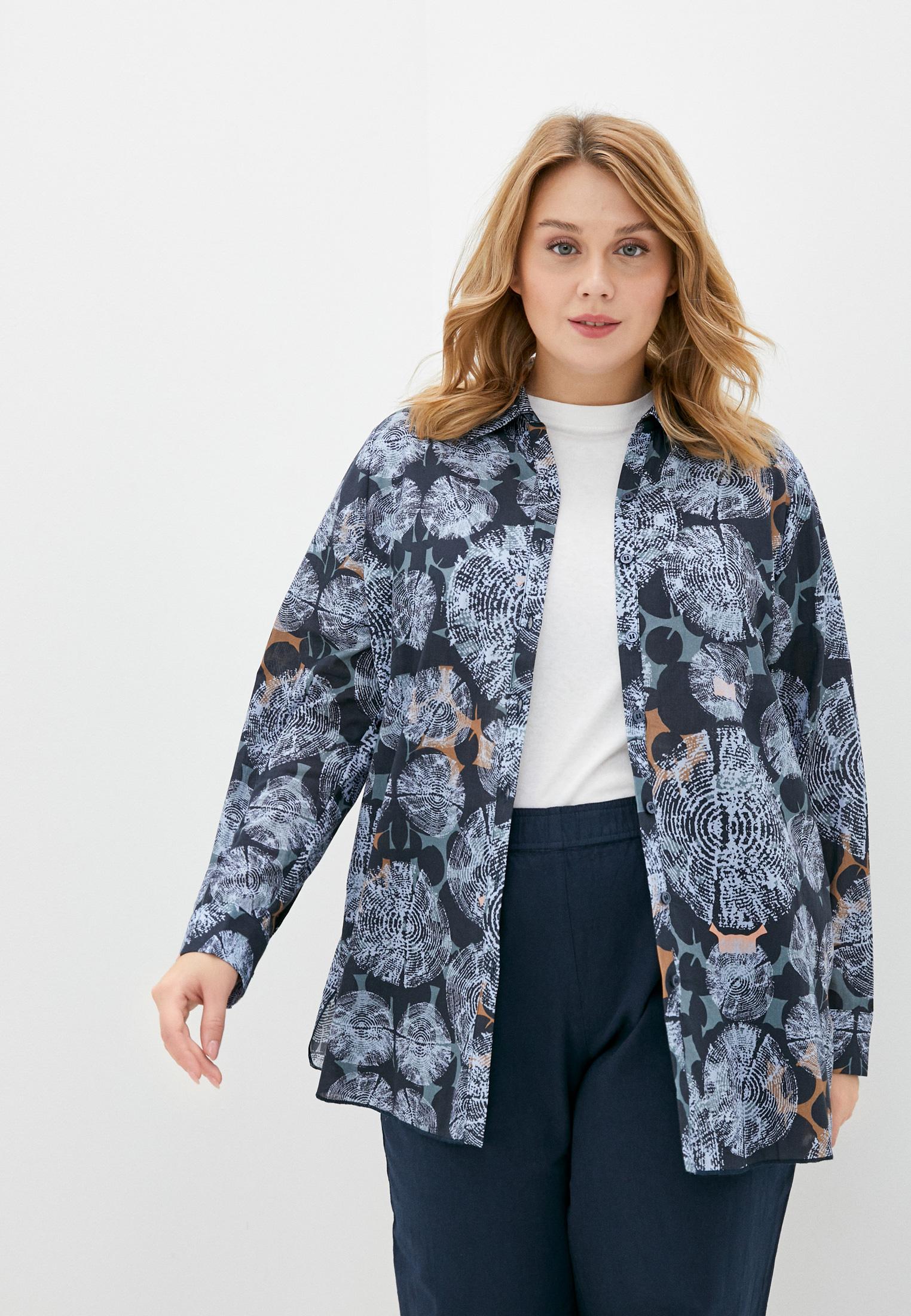 Женские рубашки с длинным рукавом Ulla Popken (Улла Пупкин) 74964289