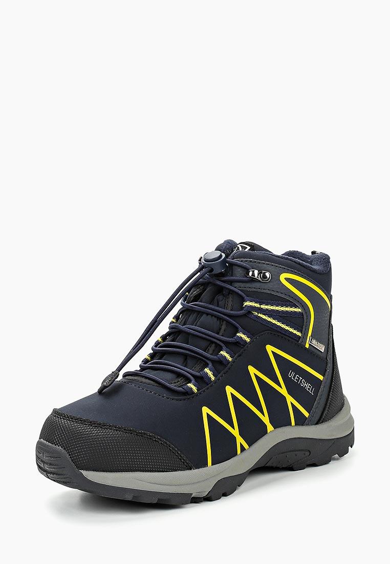 Ботинки для мальчиков Ulёt 2844