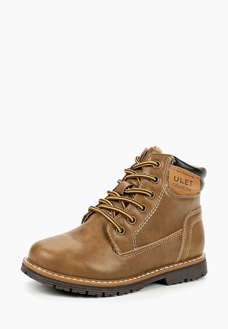 Ботинки для мальчиков Ulёt QF781-11