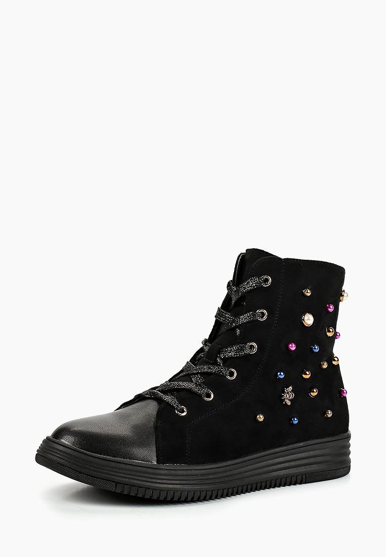 Ботинки для девочек Ulёt 178202-1701