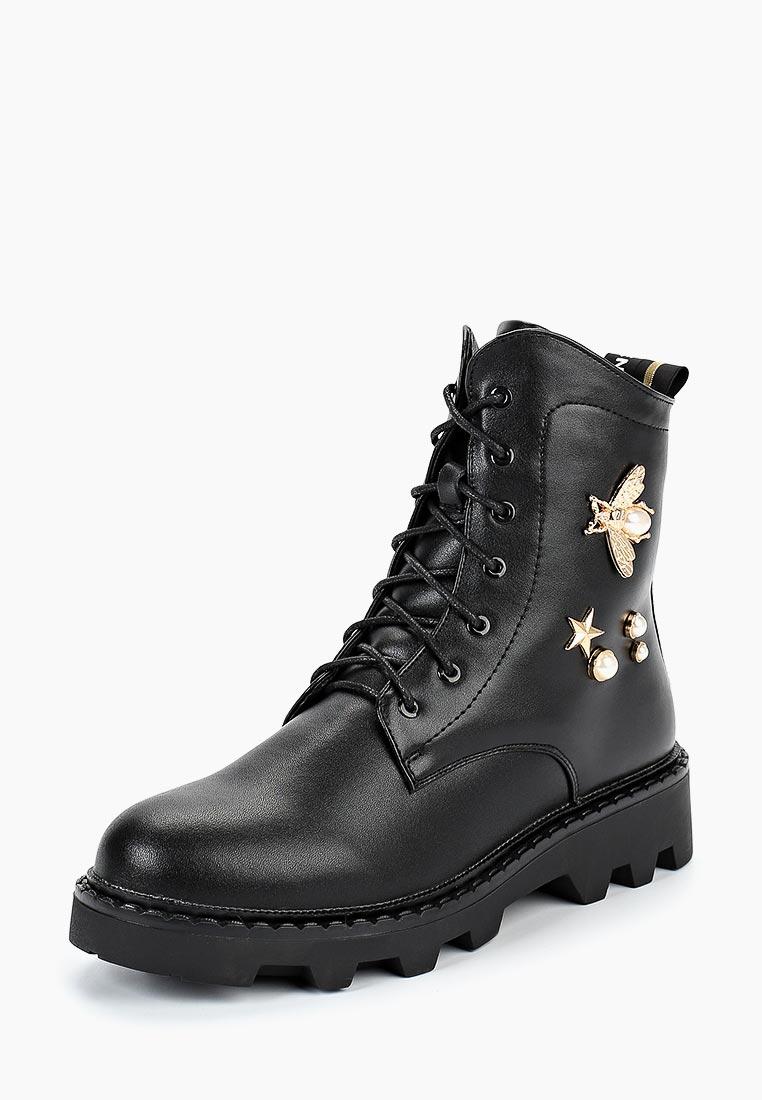 Ботинки для девочек Ulёt 5138-W28