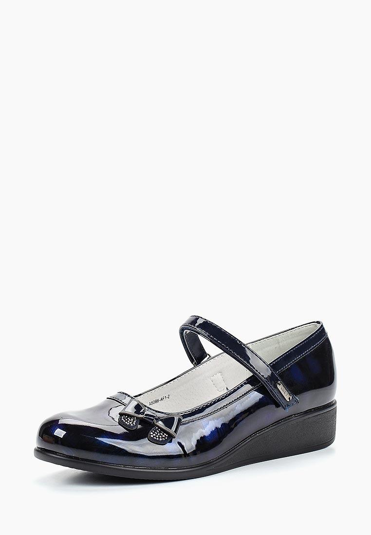 Туфли для девочек Ulёt A8088-AF1-2