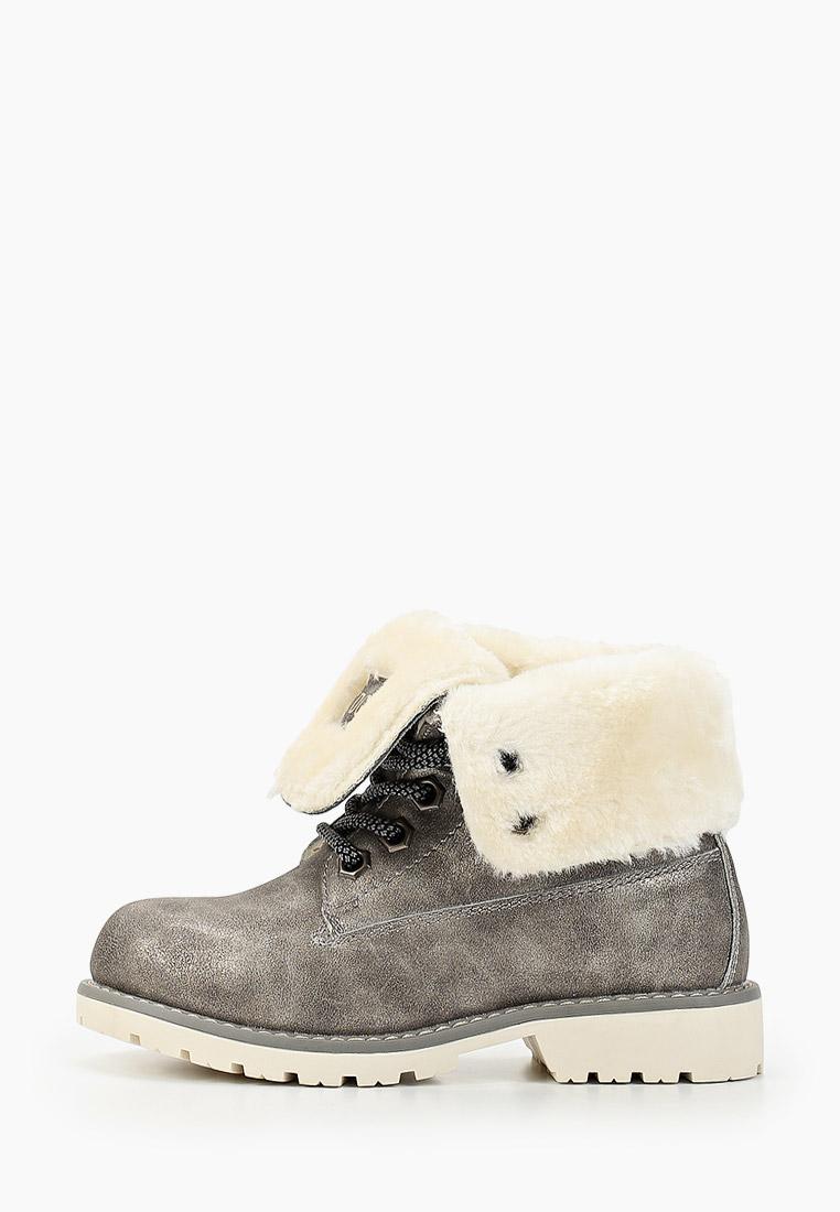 Ботинки для девочек Ulёt TKBL1338-7-A