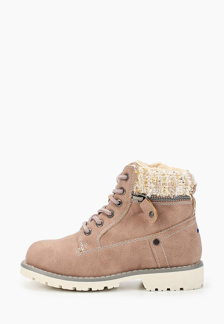 Ботинки для девочек Ulёt TKW1338-3-B