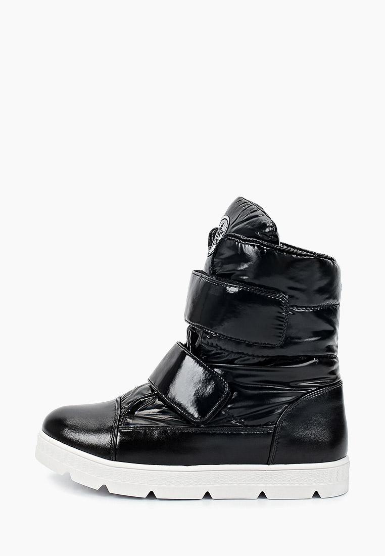 Ботинки для девочек Ulёt 178251-0104