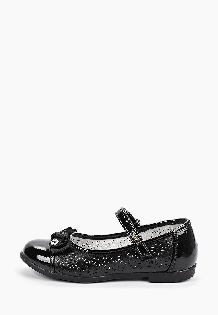 Туфли для девочек Ulёt A111-8765