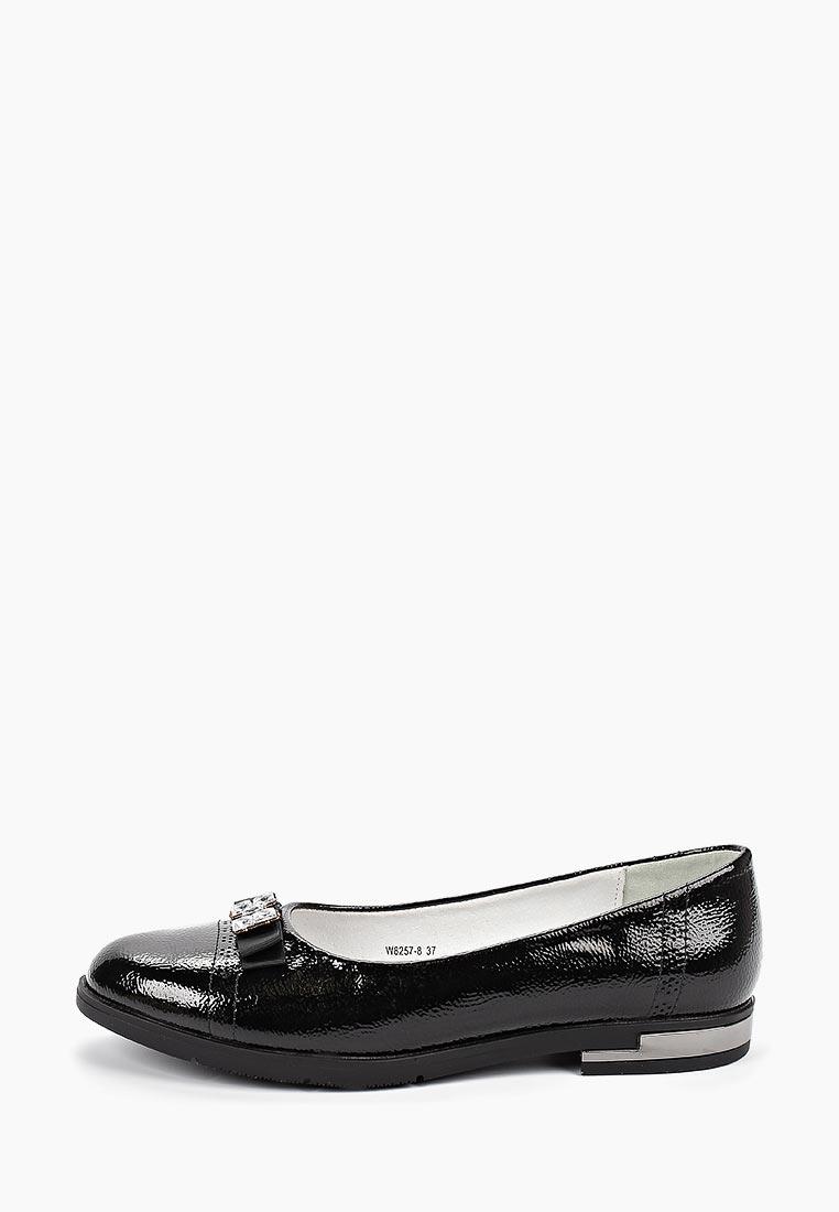 Туфли для девочек Ulёt W8257-8