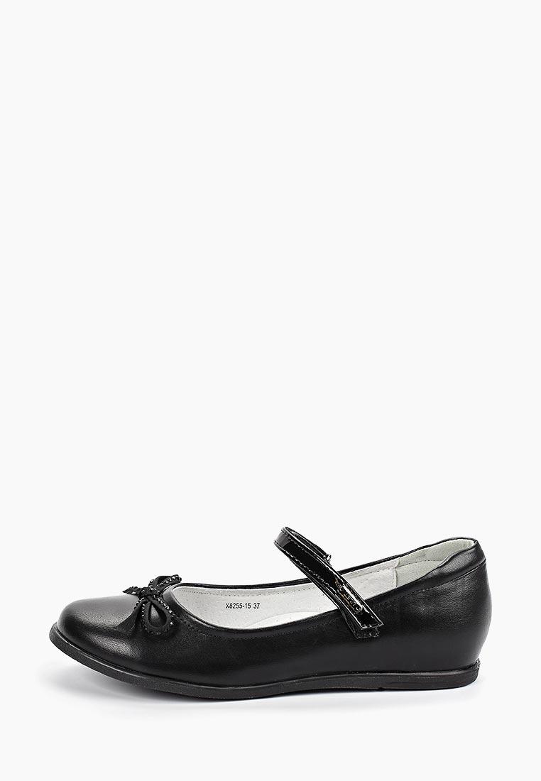 Туфли для девочек Ulёt X8255-15