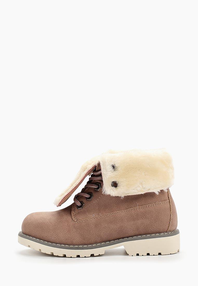 Ботинки для девочек Ulёt TKBL1338-7-B