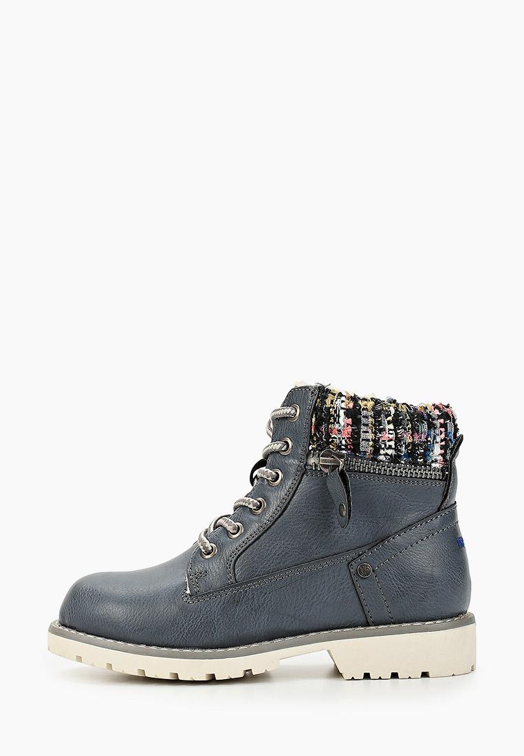 Ботинки для девочек Ulёt TKW1338-3-C