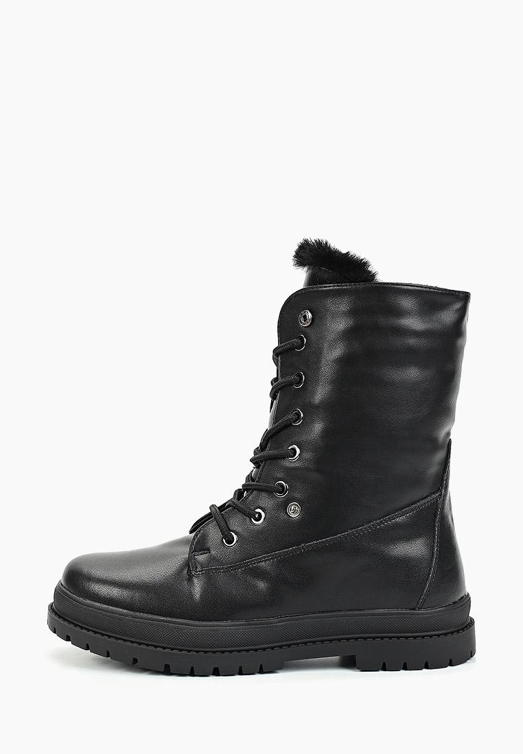Ботинки для девочек Ulёt 188682-0301