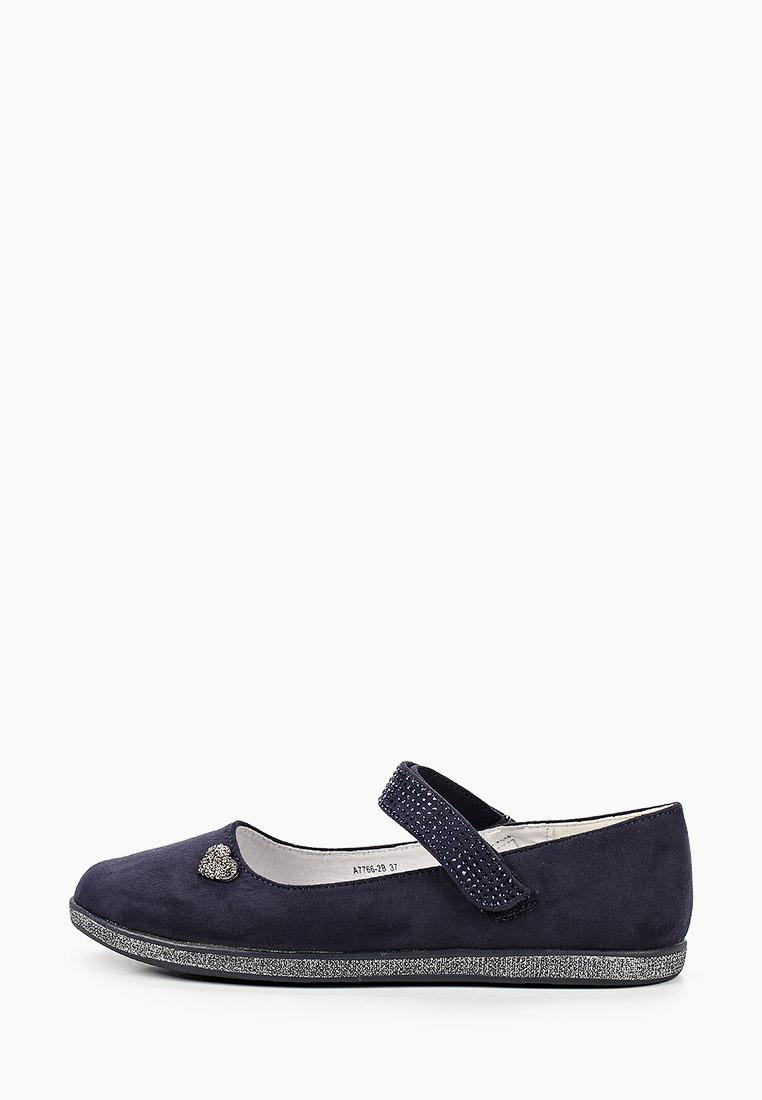 Туфли для девочек Ulёt A7766-2B