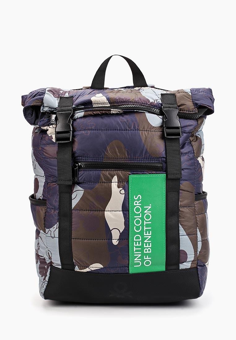 Городской рюкзак United Colors of Benetton (Юнайтед Колорс оф Бенеттон) 6GHTU13N6