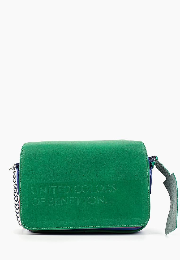 Сумка United Colors of Benetton (Юнайтед Колорс оф Бенеттон) 6HKVD13KQ: изображение 1