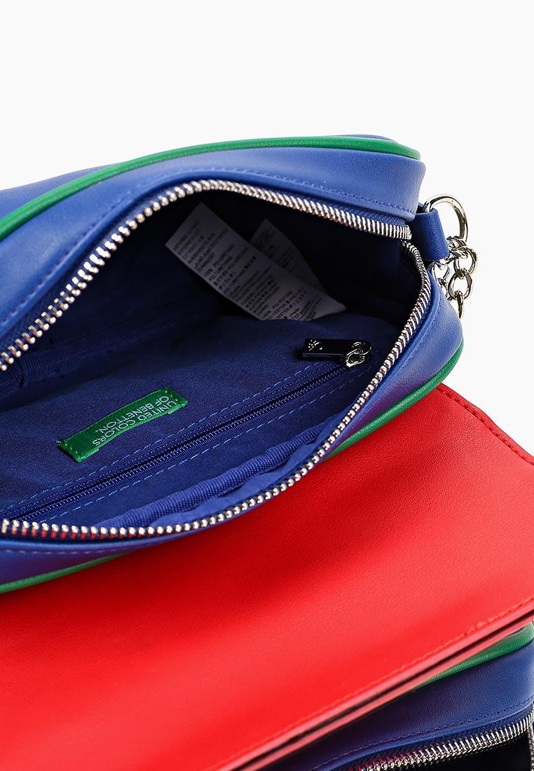 Сумка United Colors of Benetton (Юнайтед Колорс оф Бенеттон) 6HKVD13KQ: изображение 3