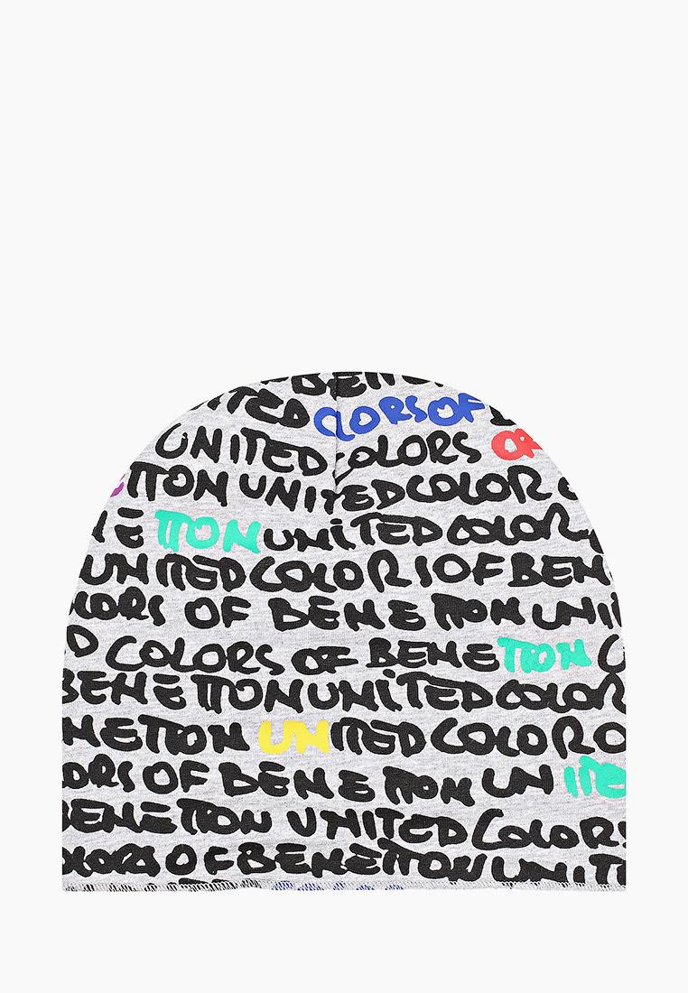 Шапка United Colors of Benetton (Юнайтед Колорс оф Бенеттон) 6HMQB42AL