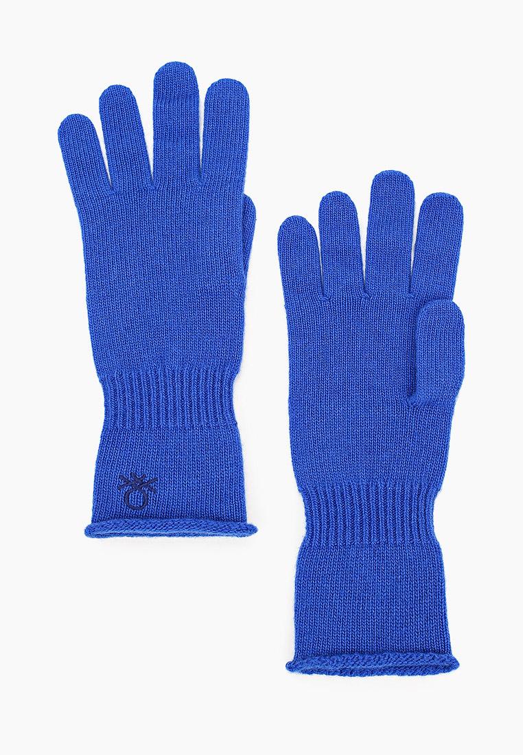 Женские перчатки United Colors of Benetton (Юнайтед Колорс оф Бенеттон) 1230D0035