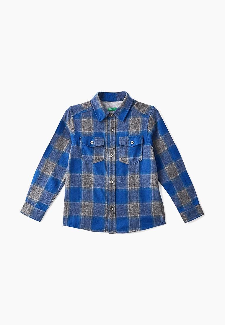 Рубашка United Colors of Benetton (Юнайтед Колорс оф Бенеттон) 5BYU5QEF0