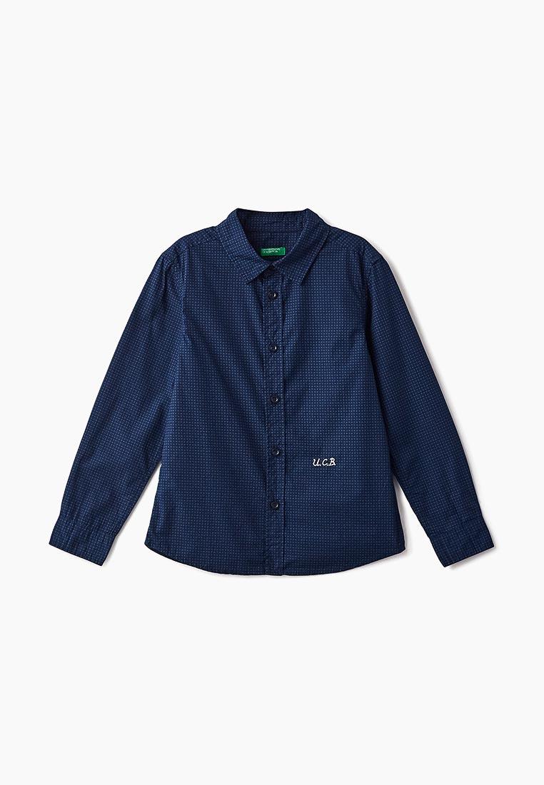 Рубашка United Colors of Benetton (Юнайтед Колорс оф Бенеттон) 5DUG5QE30