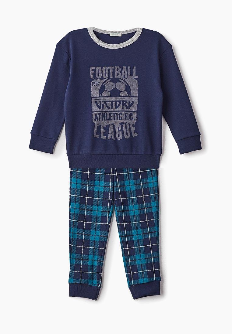 Пижамы для мальчиков United Colors of Benetton (Юнайтед Колорс оф Бенеттон) 37930P1WN