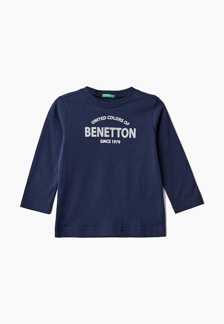 Футболка с длинным рукавом United Colors of Benetton (Юнайтед Колорс оф Бенеттон) 3I1XC13VD
