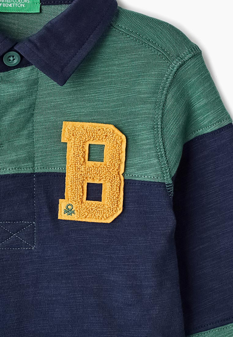 United Colors of Benetton (Юнайтед Колорс оф Бенеттон) 3DQRC3095: изображение 3
