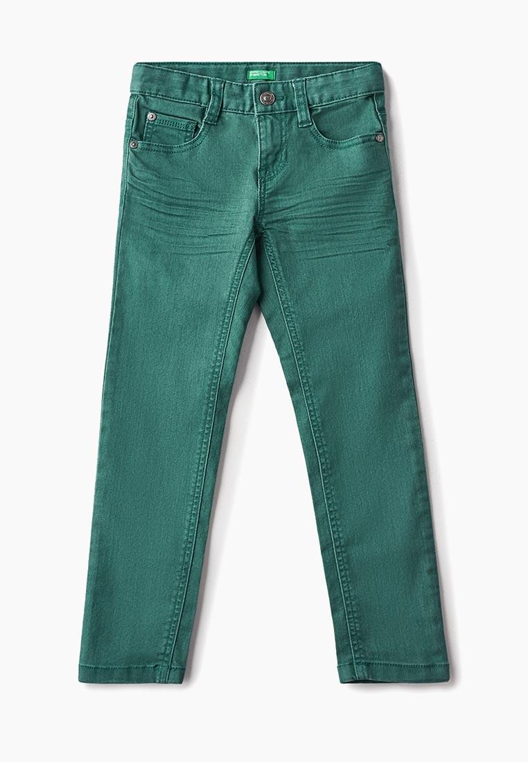 Брюки для мальчиков United Colors of Benetton (Юнайтед Колорс оф Бенеттон) 4KV857GH0
