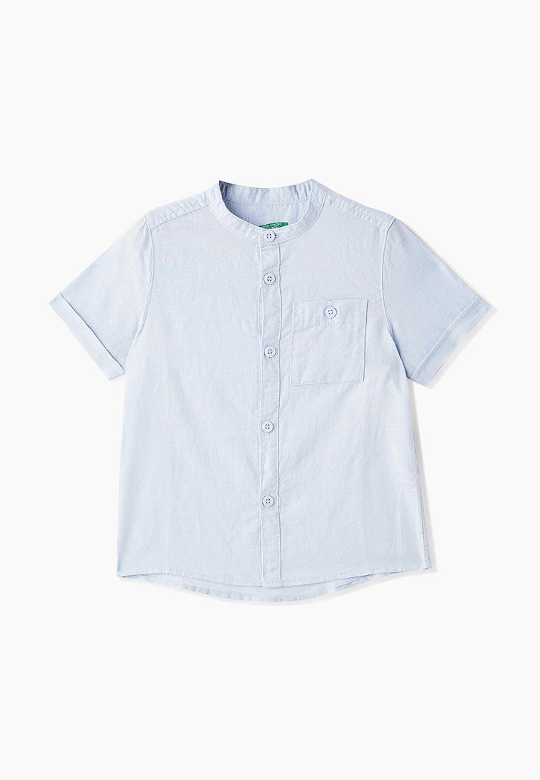Рубашка United Colors of Benetton (Юнайтед Колорс оф Бенеттон) 5OK45QD70