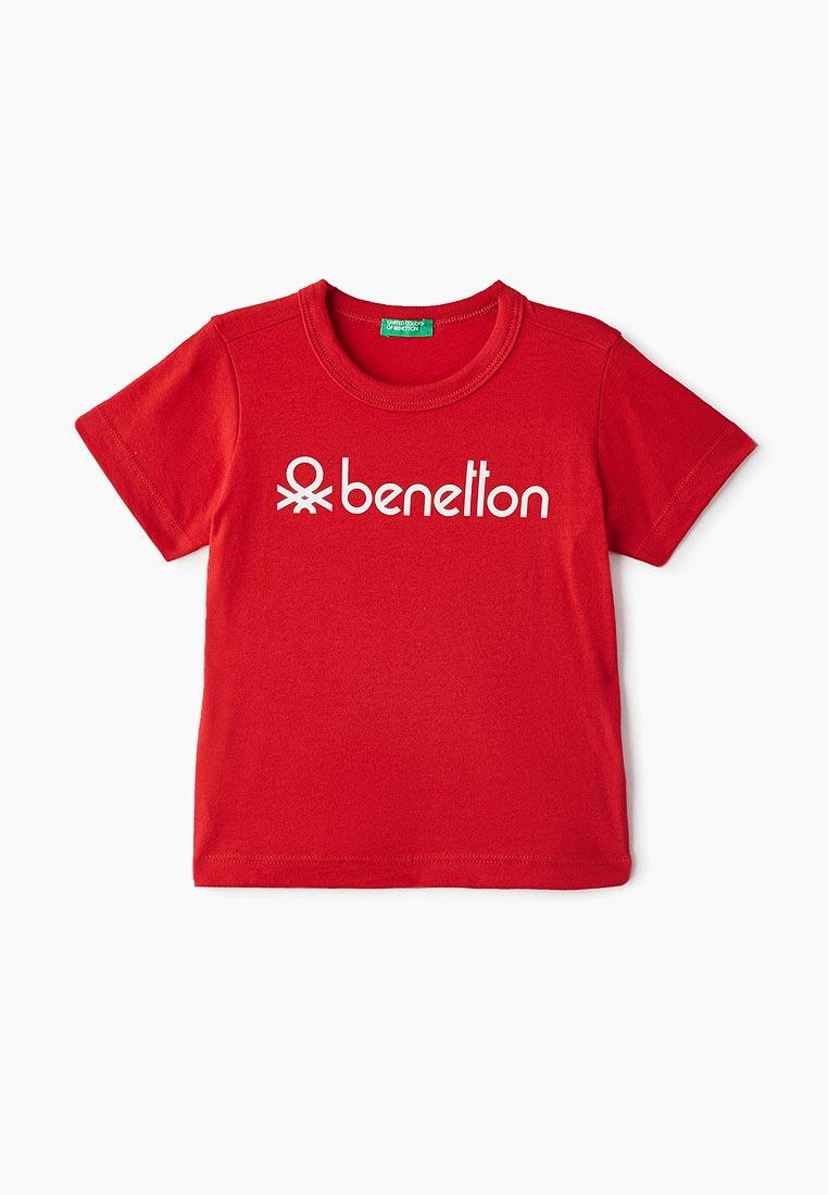Футболка с коротким рукавом United Colors of Benetton (Юнайтед Колорс оф Бенеттон) 3I1XC13ZZ