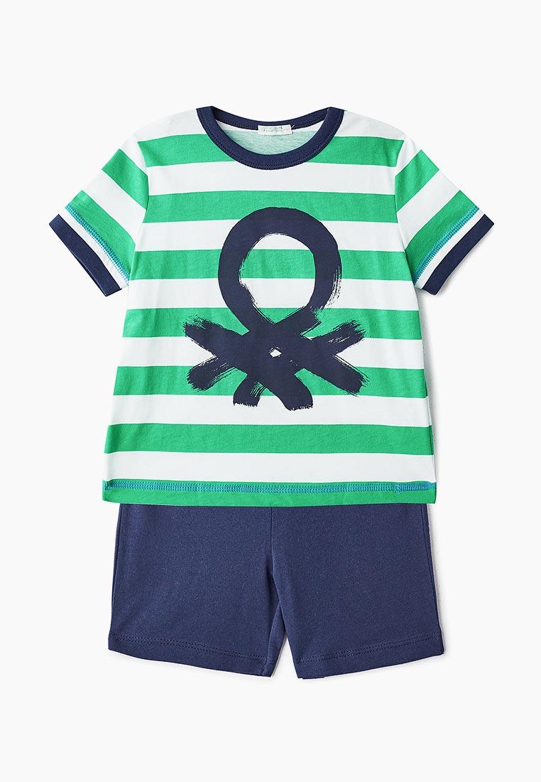 Пижамы для мальчиков United Colors of Benetton (Юнайтед Колорс оф Бенеттон) 3IK20P1ZW