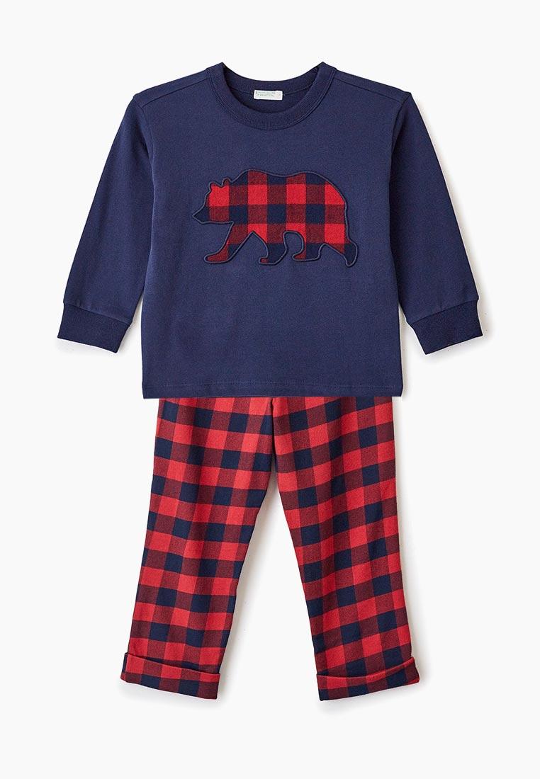 Пижамы для мальчиков United Colors of Benetton (Юнайтед Колорс оф Бенеттон) 3I8X0P25M