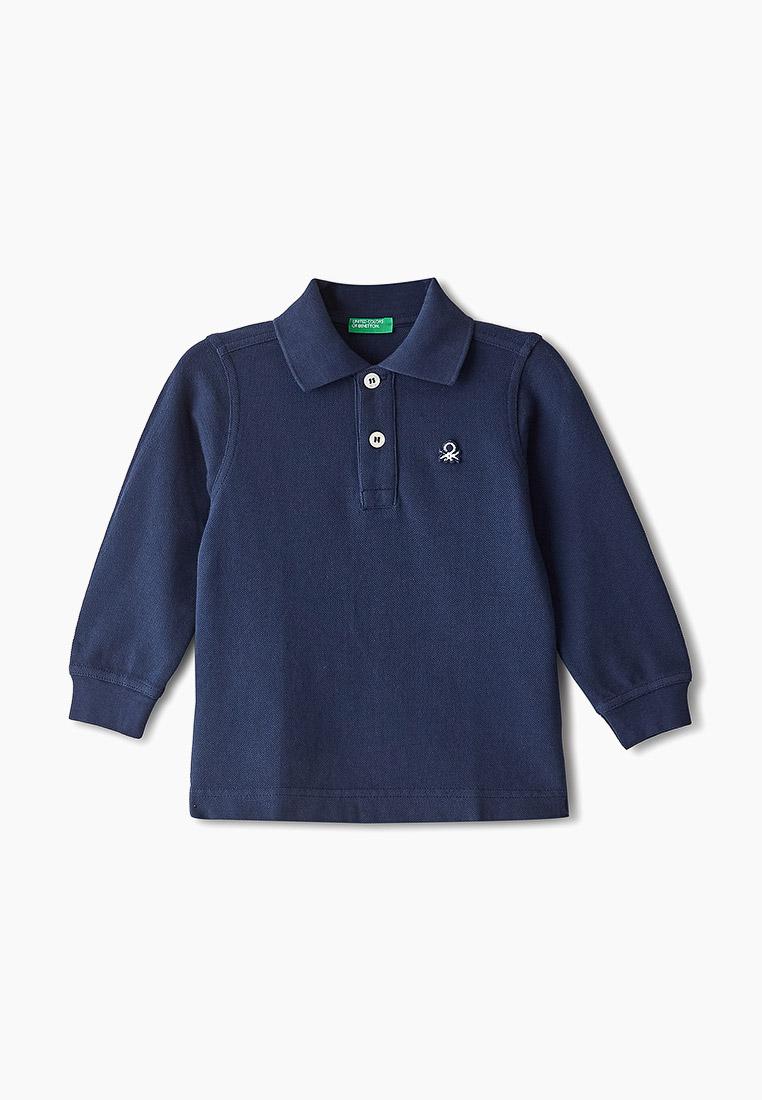 Поло для мальчиков United Colors of Benetton (Юнайтед Колорс оф Бенеттон) 3089C3090
