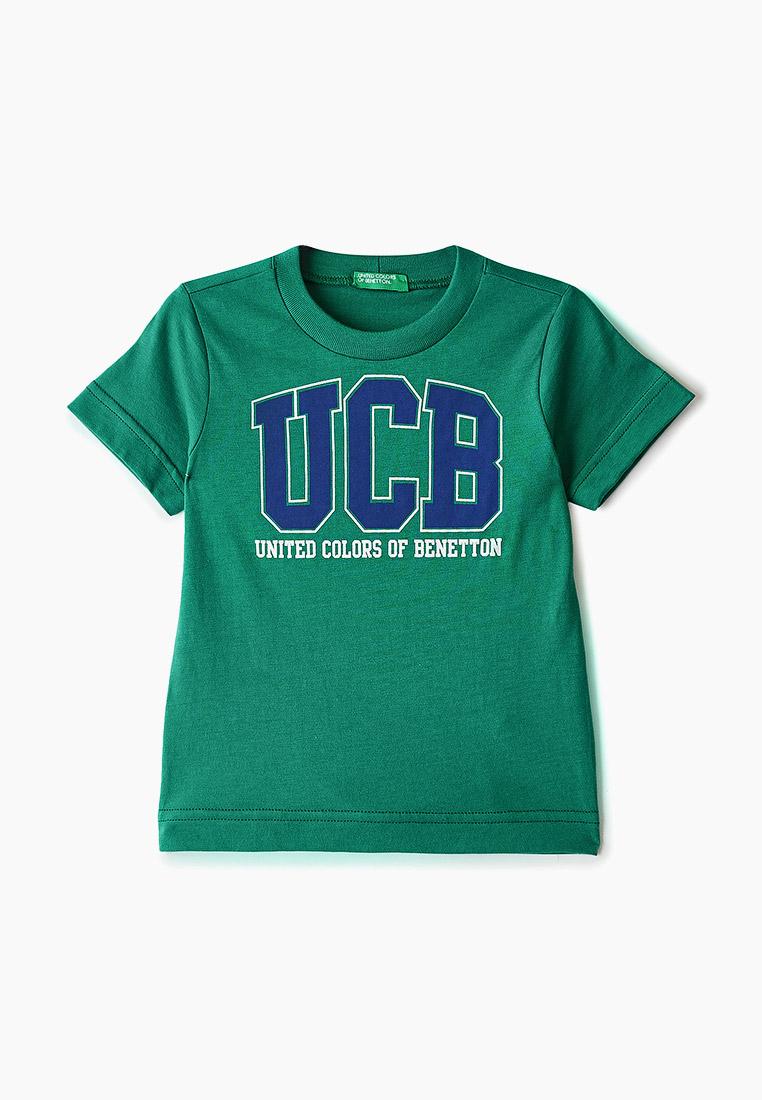 Футболка с коротким рукавом United Colors of Benetton (Юнайтед Колорс оф Бенеттон) 3096C14HT
