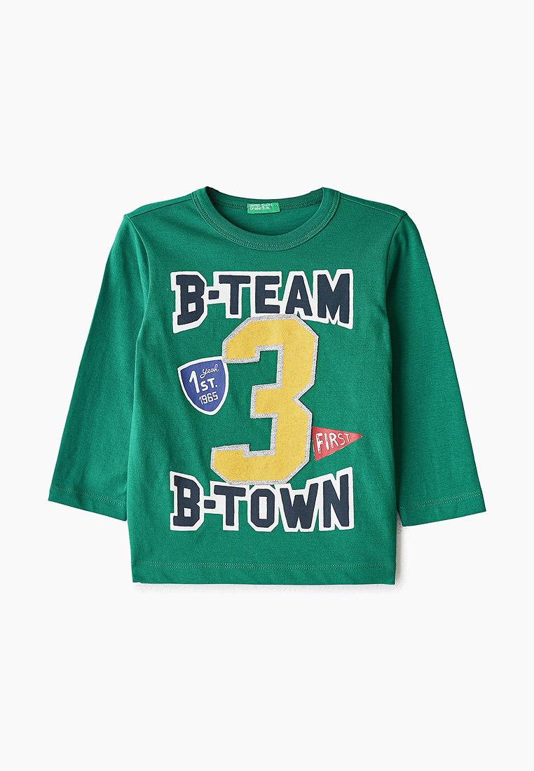 Футболка с длинным рукавом United Colors of Benetton (Юнайтед Колорс оф Бенеттон) 3096C1Y0P