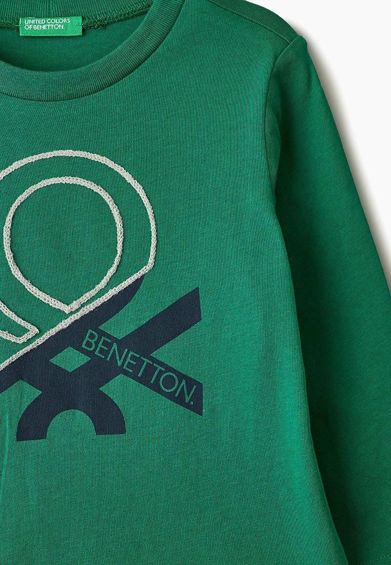 Футболка с длинным рукавом United Colors of Benetton (Юнайтед Колорс оф Бенеттон) 3I1XC14A8: изображение 3