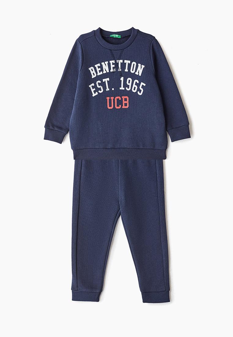 Спортивный костюм United Colors of Benetton (Юнайтед Колорс оф Бенеттон) 3J68Z11PF