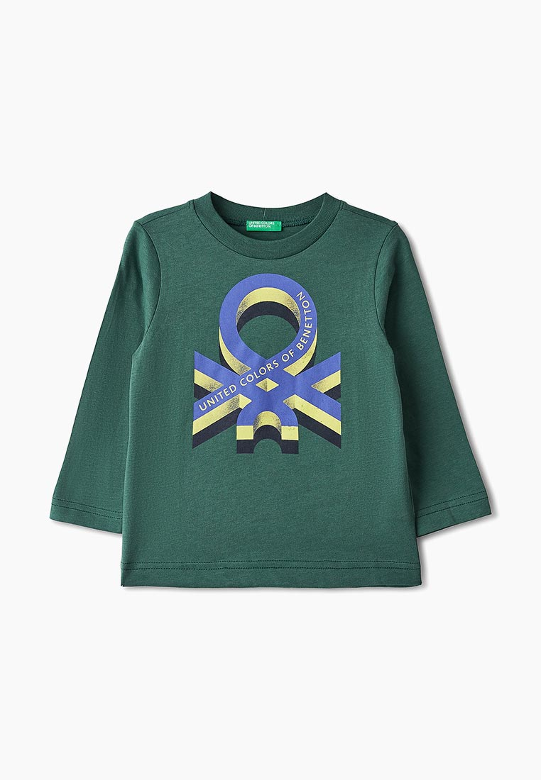 Футболка с длинным рукавом United Colors of Benetton (Юнайтед Колорс оф Бенеттон) 3VR5C14AE