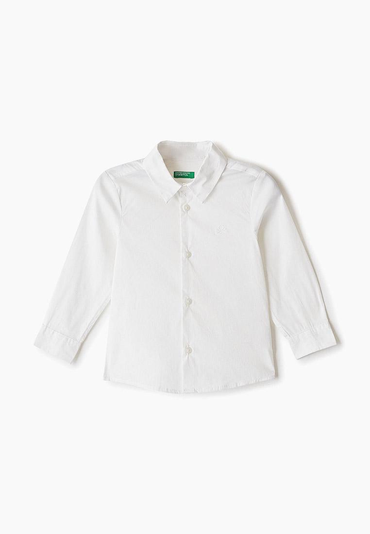 Рубашка United Colors of Benetton (Юнайтед Колорс оф Бенеттон) 5AWR5QEU0