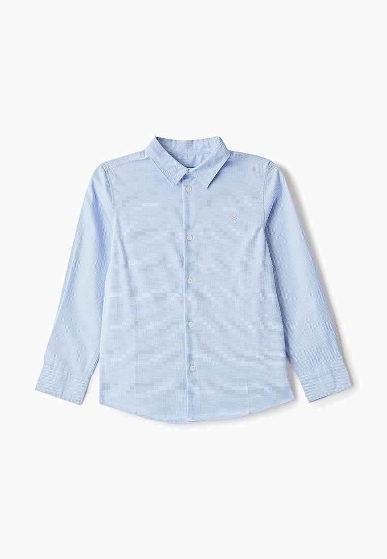 Рубашка United Colors of Benetton (Юнайтед Колорс оф Бенеттон) 5DGX5QGO0
