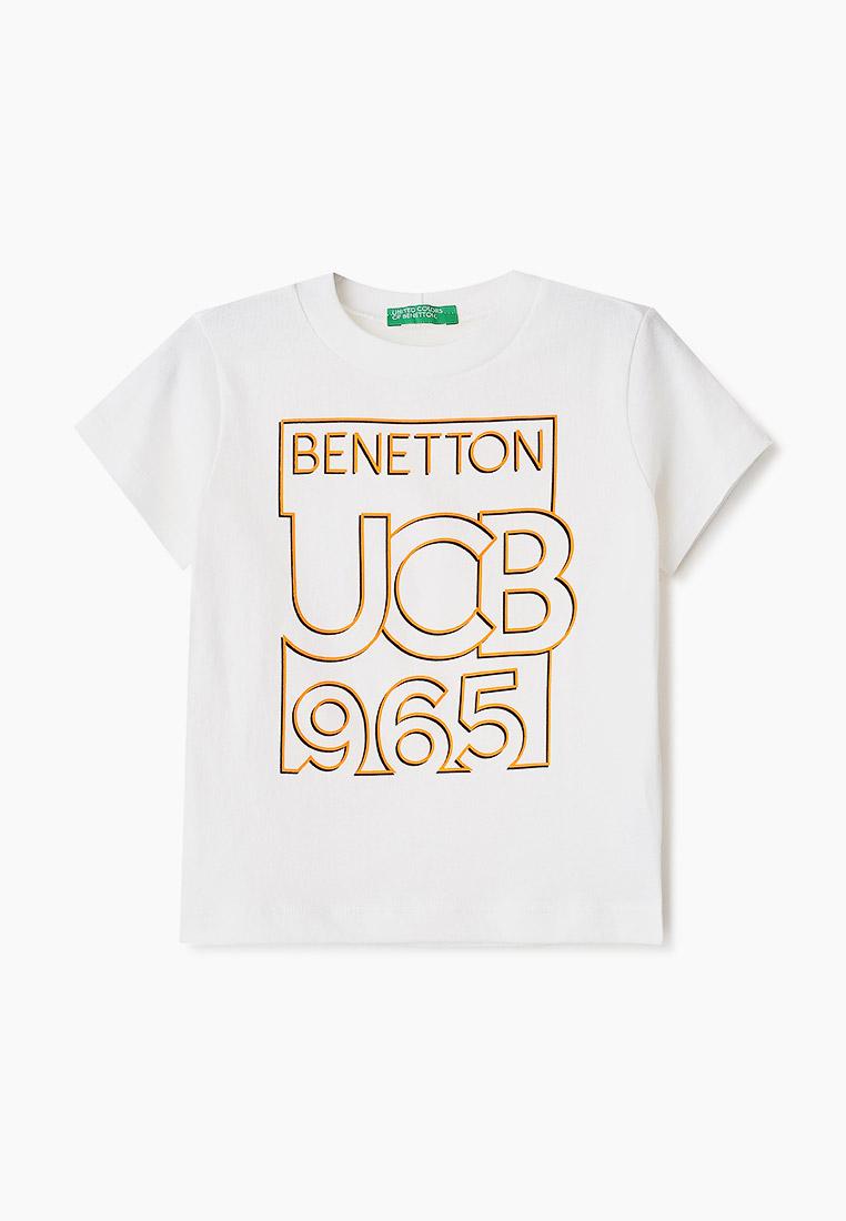 Футболка с коротким рукавом United Colors of Benetton (Юнайтед Колорс оф Бенеттон) 3096C14PI