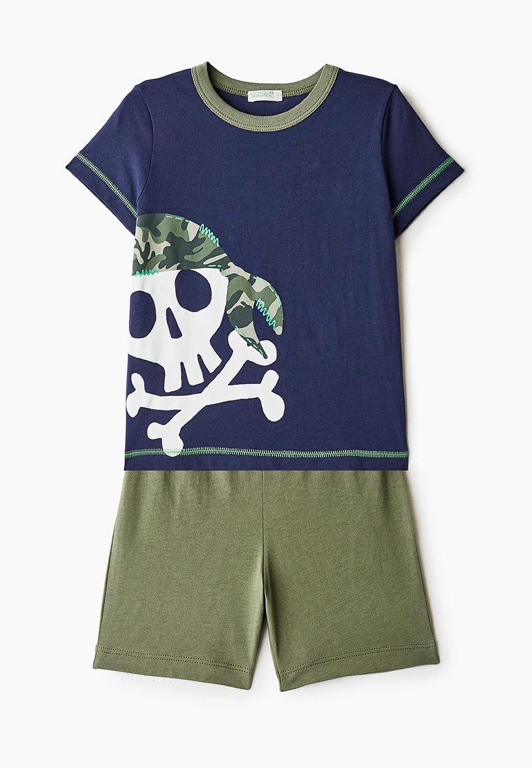 Пижамы для мальчиков United Colors of Benetton (Юнайтед Колорс оф Бенеттон) 30960P28D