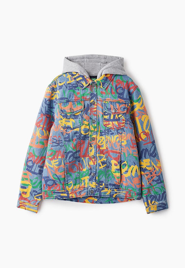 Куртка United Colors of Benetton (Юнайтед Колорс оф Бенеттон) 2AI753JG0