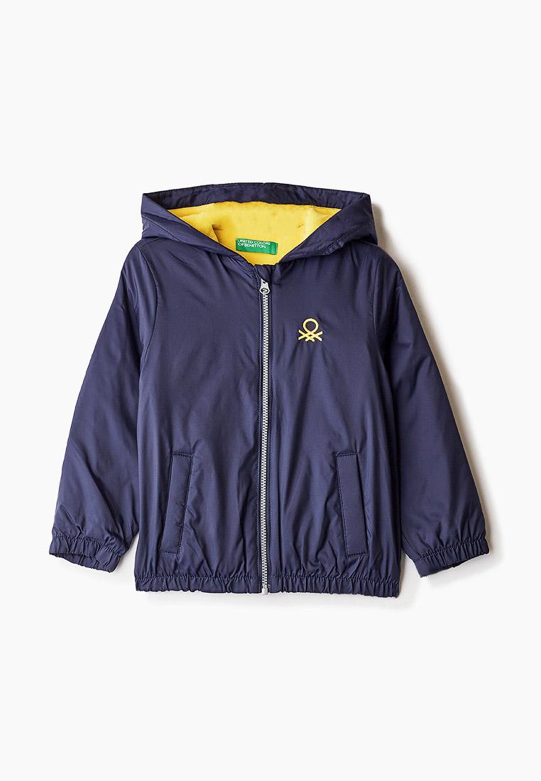 Ветровка United Colors of Benetton (Юнайтед Колорс оф Бенеттон) Куртка United Colors of Benetton