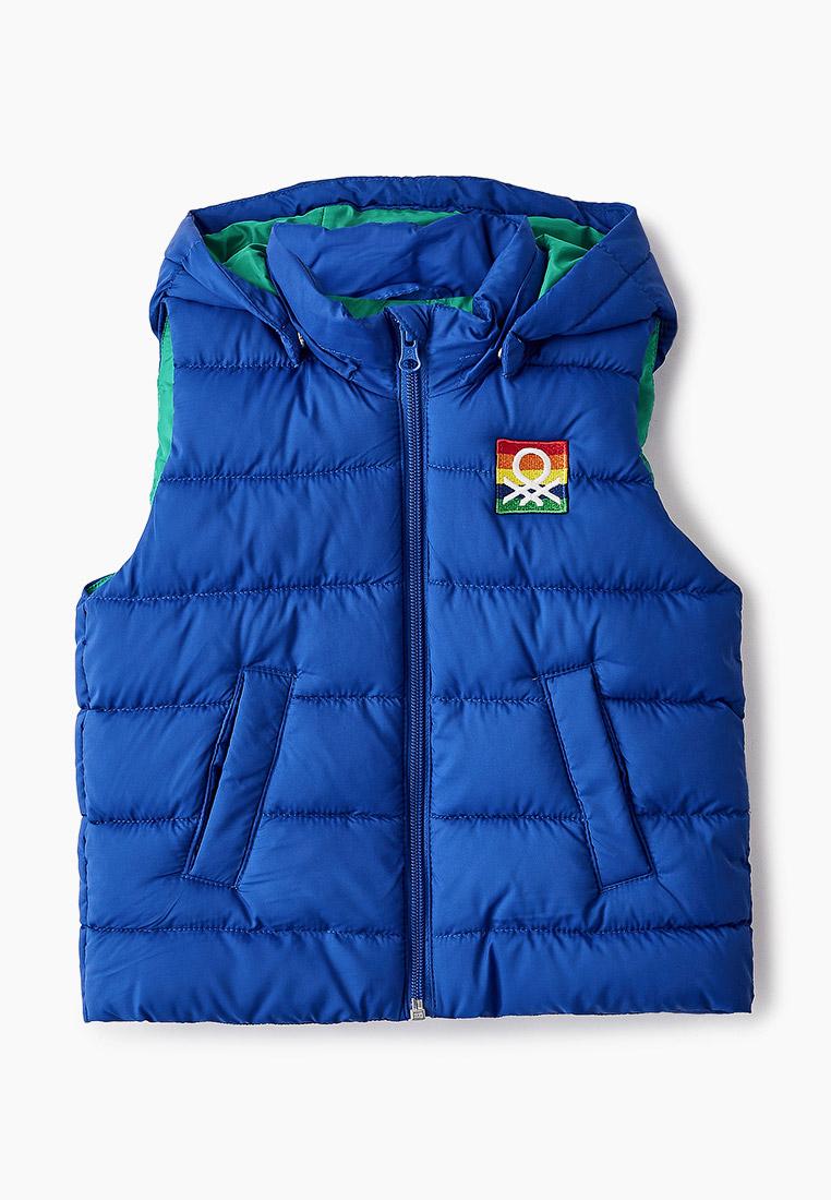 Жилет United Colors of Benetton (Юнайтед Колорс оф Бенеттон) 2WU05G220