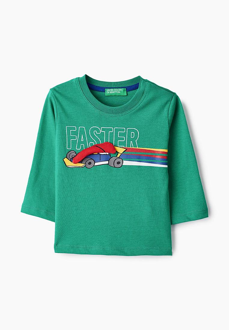 Футболка с длинным рукавом United Colors of Benetton (Юнайтед Колорс оф Бенеттон) 3I1XC14RS
