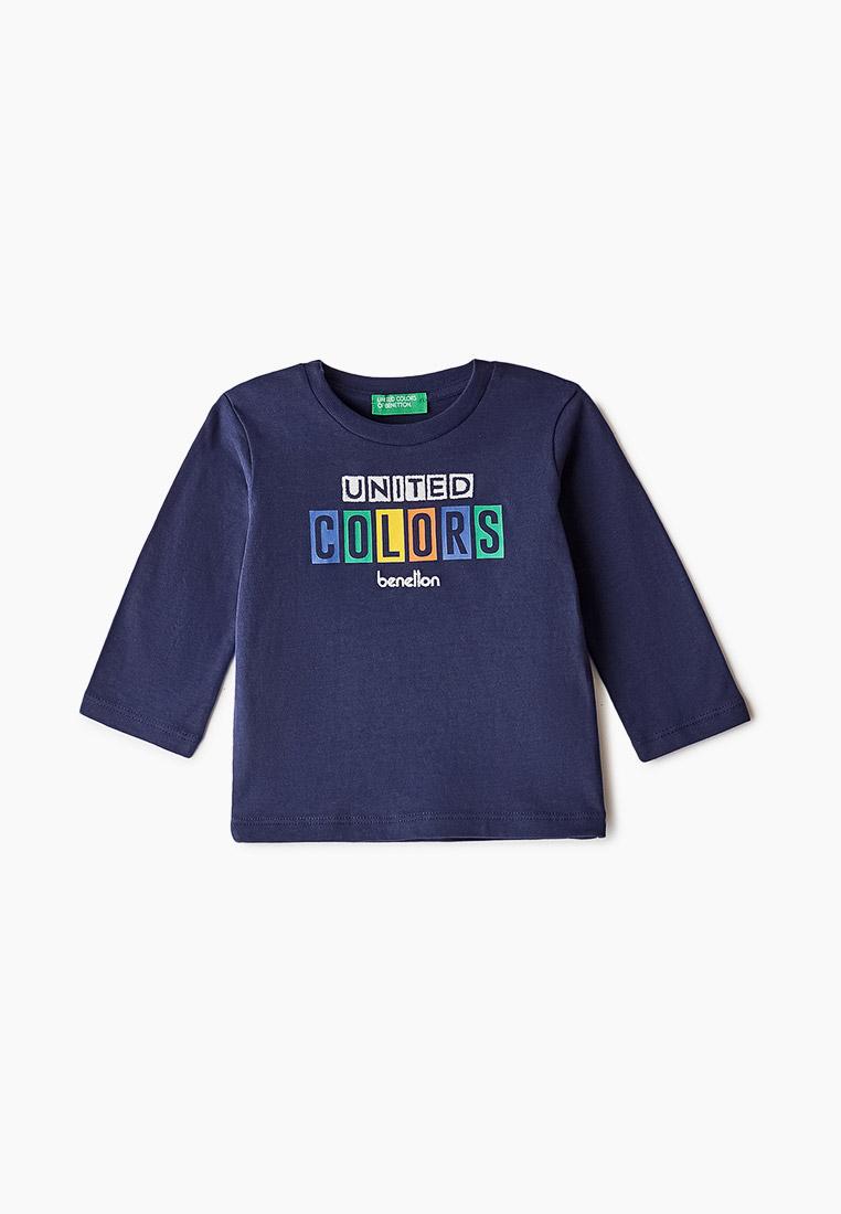 Футболка с длинным рукавом United Colors of Benetton (Юнайтед Колорс оф Бенеттон) Лонгслив United Colors of Benetton