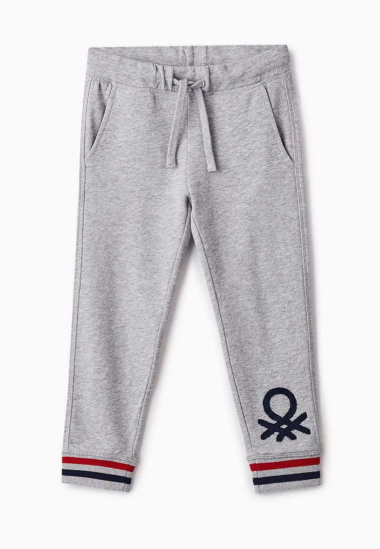Спортивные брюки для мальчиков United Colors of Benetton (Юнайтед Колорс оф Бенеттон) 3J68I0030