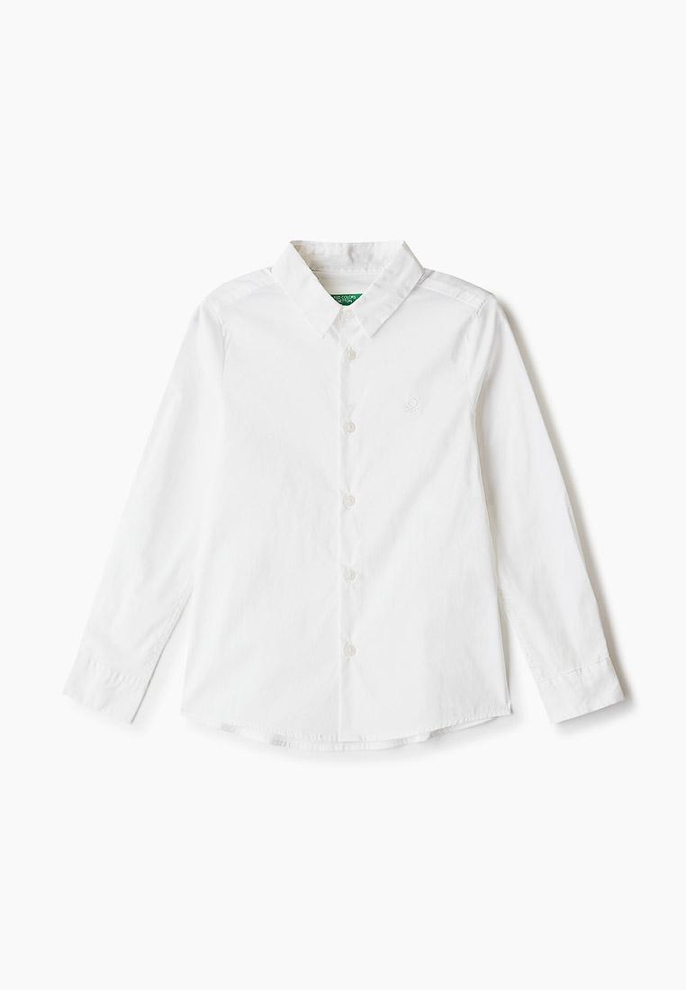 Рубашка United Colors of Benetton (Юнайтед Колорс оф Бенеттон) 5AWR5QHS0